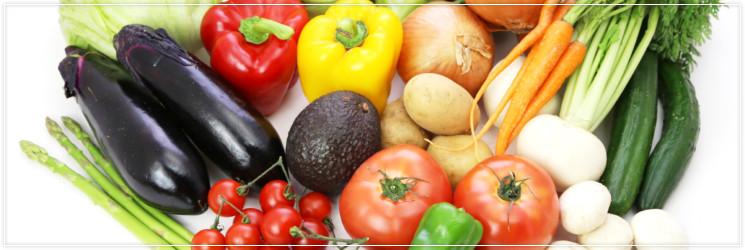 健康維持のための食事について