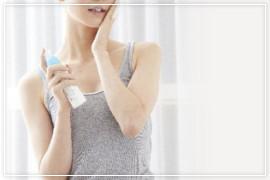 乾燥肌・敏感肌のタイプ